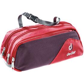 Deuter Wash Bag Tour II Sac de rangement, fire-aubergine